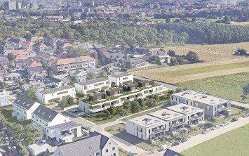 Dilbeek Residentie The Pavillions
