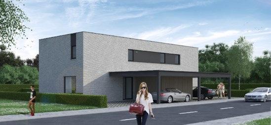 Bouwproject Oostende 't Baanhof – Kuifeendstraat