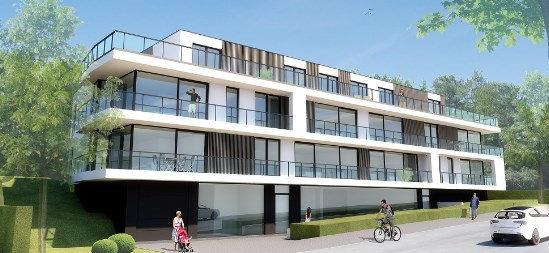 Bouwproject Dilbeek Residentie Biekorf I