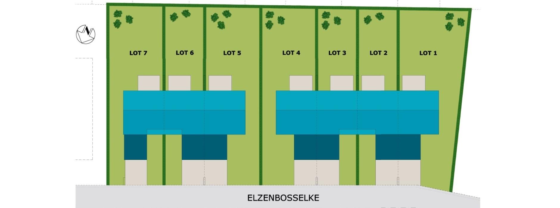 Woonerf Beernem Elzenbosselke fase II