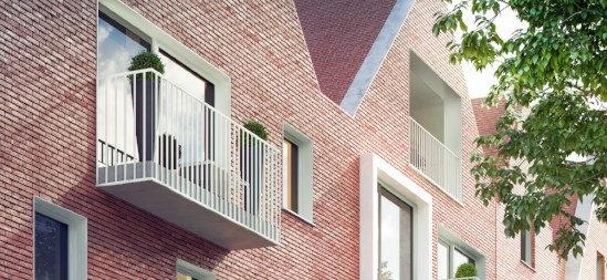 Bouwproject Brugge Residentie Leopold II