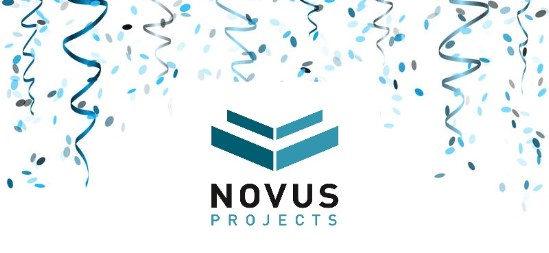 Novus bestaat 19 jaar!