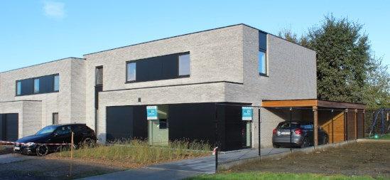 Bouwproject Aalter Pontweg/Brugstraat