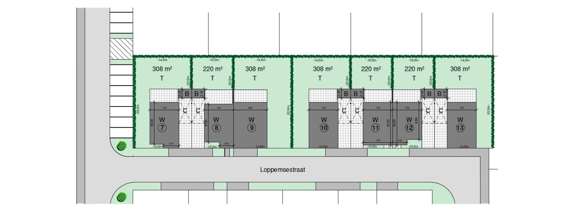 Project Zedelgem Loppemsestraat fase I