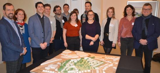 Co-creatieweek legt krijtlijnen van nieuwe woonwijk te Wijnegem vast