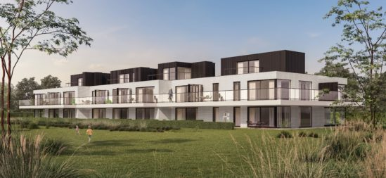Dilbeek Residentie The Pavillions