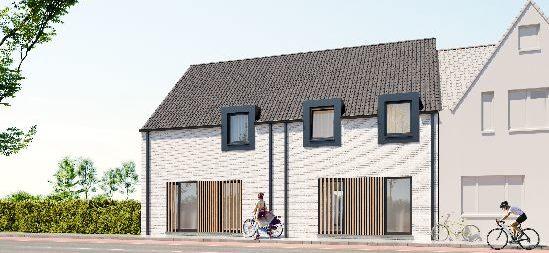 Project Ursel Kapelstraat