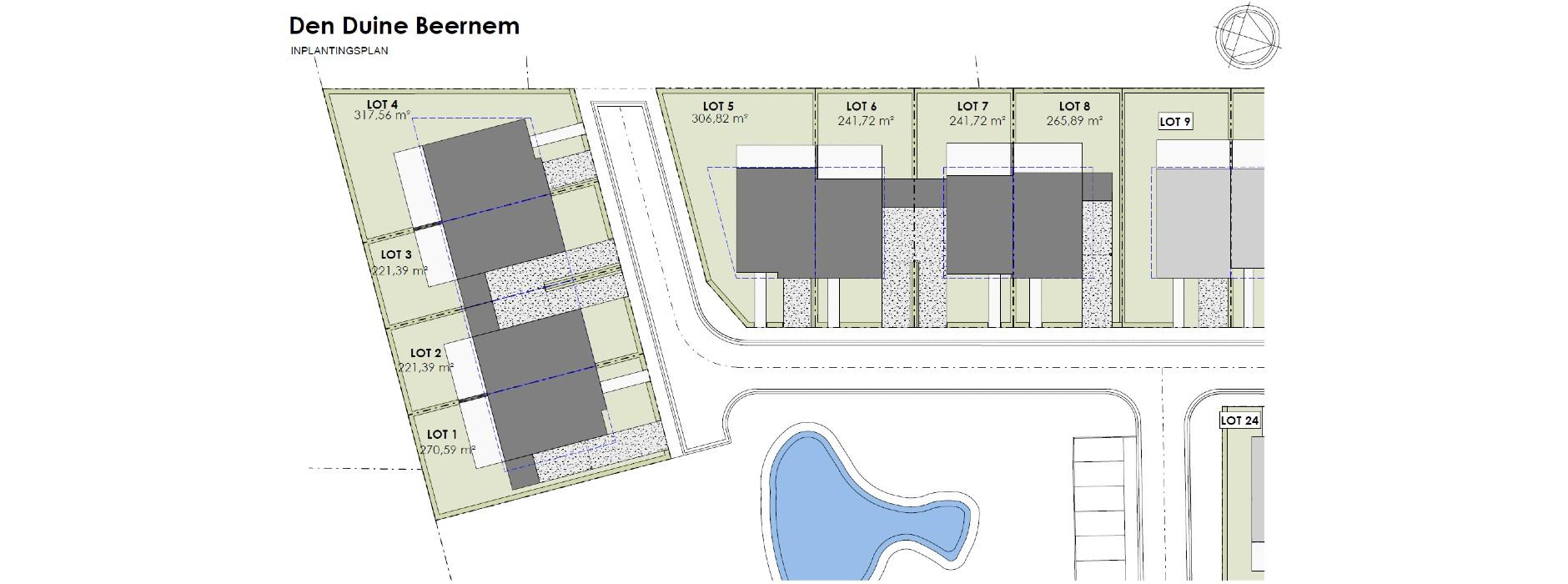 Project Beernem Den Duine fase III